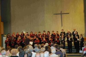 Concert du 7 décembre 2008 à Grenoble