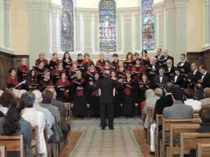Concert du 20 octobre 2013 à Chasse sur Rhône