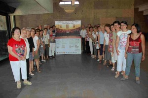 Concert en juillet 2014 à Erevan - salle Komitas
