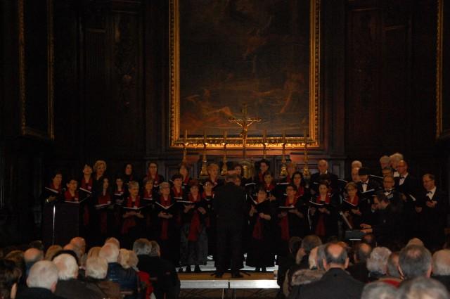 Concert à St Chamond 1er mars 2015