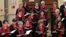 Chorale en concert à Clermont-Ferrand