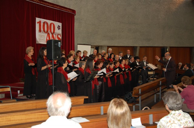 Concert en l'église Archange Gabriel de Grenoble le 7 juin 2015