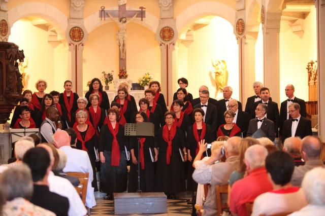 Concert en l'église de Pipet à Vienne le 21 juin 2015