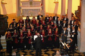 Concert en la chapelle Notre Dame de Pipet à Vienne le 3 juin 2018 organisé par la Maison de la Culture Arménienne de Vienne